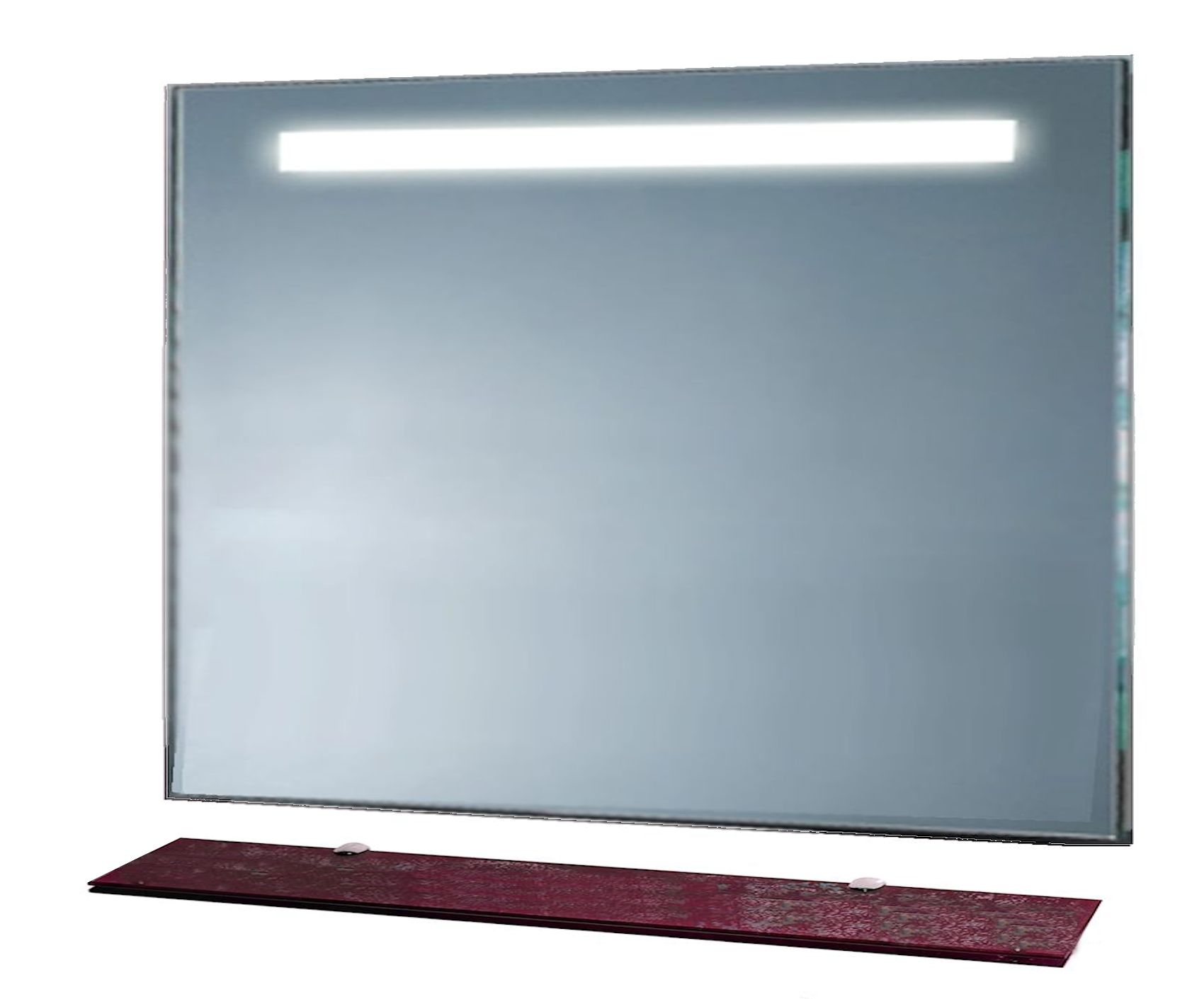 Зеркало с полкой 05-mrn-3028