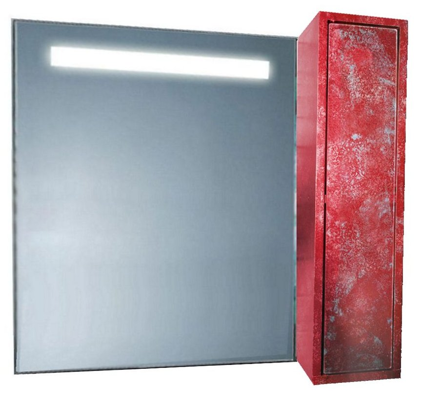 Зеркало со шкафом 03-lrd-3018