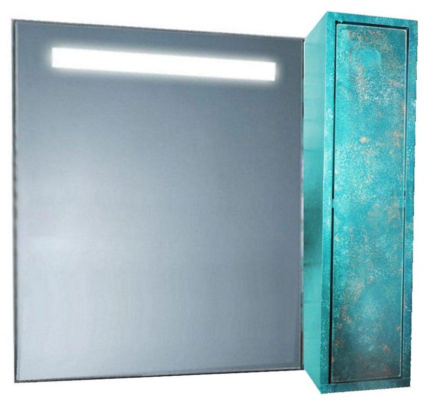 Зеркало со шкафом 03-lrd-5018